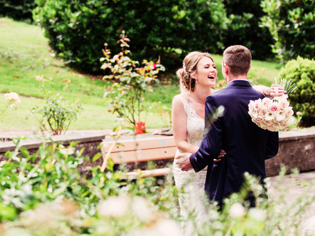 KATE & CONNOR'S SENSATIONAL 30 GUEST MARQUEE WEDDING | CUMBRIA, LAKE DISTRICT