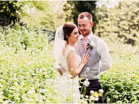 DANIELLE & JAMES' MAGNIFICENT MANSION WEDDING AT DALSTON HALL | CARLISLE, CUMBRIA