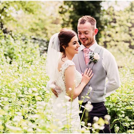 DANIELLE & JAMES' MAGNIFICENT MANSION WEDDING AT DALSTON HALL   CARLISLE, CUMBRIA