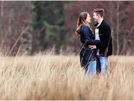 KATE & CONNOR'S LOVELY LAKE DISTRICT PRE WEDDING SHOOT | DERWENT WATER