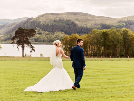 AMY & NICK'S RELAXED LAKE DISTRICT WEDDING AT ARMATHWAITE HALL | CUMBRIA