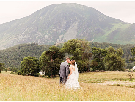 SAMANTHA & NICKY'S CASUAL AND FUN LAKE DISTRICT  WEDDING AT HUNDITH HILL | CUMBRIA