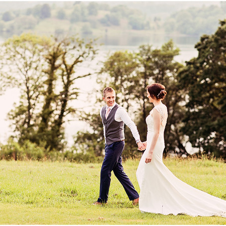 DIANE & RICK'S LAKESIDE SUMMER WEDDING AT THE CRAGWOOD COUNTRY HOUSE | WINDERMERE