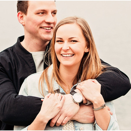 EMMA & JOSH'S ULLSWATER PRE WEDDING SHOOT