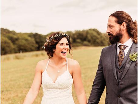 SARAH & ALEX'S BEAUTIFUL BARN WEDDING AT THREE HILLS BARN   CUMBRIA