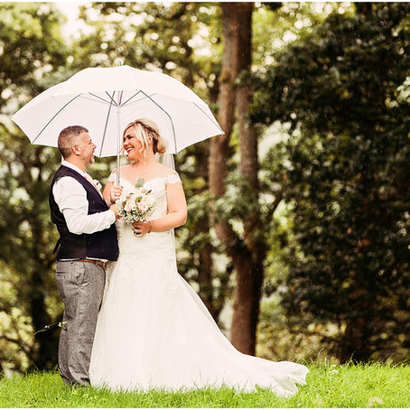 EMMA & CHRIS' NATURALLY BEAUTIFUL MARQUEE WEDDING IN LORTON | CUMBRIA