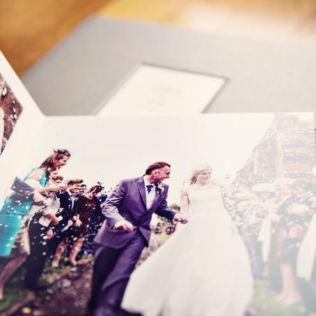 GEORGE & ALEX'S CLASSIC QUEENSBERRY WEDDING ALBUM | UK WEDDING PHOTOGRAPHER