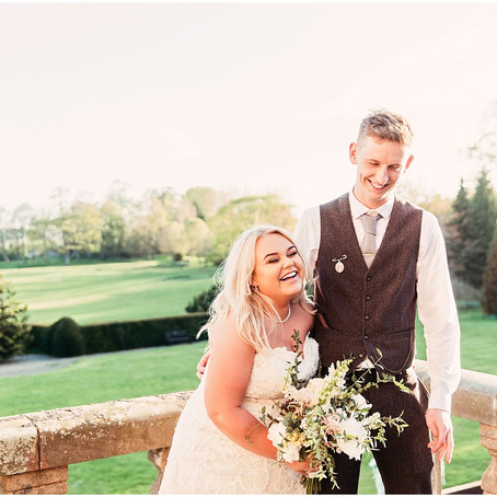 SHANNON & LUKE'S STUNNING NORTHUMBERLAND WEDDING AT KIRKLEY HALL