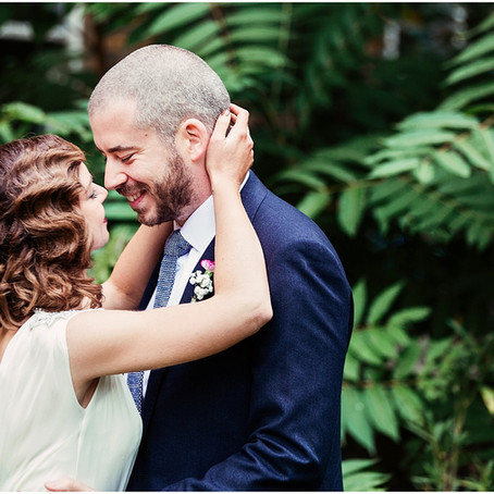 NICK & KRISTINA'S LONDON WEDDING BLESSING   THE CINEMA MUSEUM, KENNINGTON