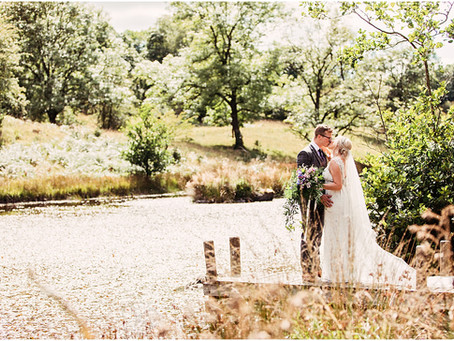 LUCY & LLOYD'S WILDFLOWER WEDDING AT THE WILD BOAR | LAKE DISTRICT