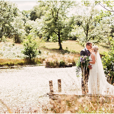 LUCY & LLOYD'S WILDFLOWER WEDDING AT THE WILD BOAR   LAKE DISTRICT