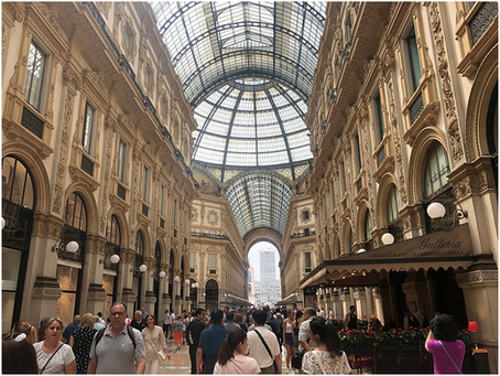 THE TRIP OF DREAMS TO ITALY | 2/2 THE FASHION CAPITAL - MILAN