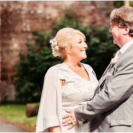 MARK & VICTORIA'S INTIMATE WEDDING AT MELMERBY HALL | CUMBRIAN WEDDING