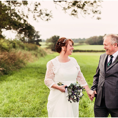BABETTE & GORDON'S SECRET ELOPEMENT TO GRETNA GREEN | SCOTLAND