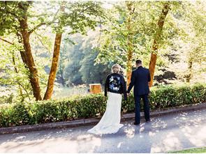 ALEX & STUART'S LAKE DISTRICT COUNTRY HOUSE WEDDING | MEREWOOD HOTEL, WINDERMERE