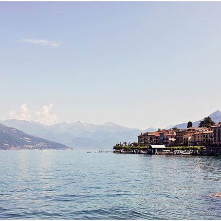 THE TRIP OF DREAMS TO ITALY | 1/2 LAKE COMO