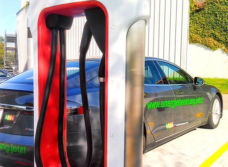 Mehr Energieeffizienz mit einem Elektroauto?