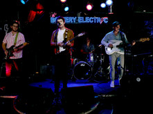 SWIM performing a virtual show live from The Bowery Electric