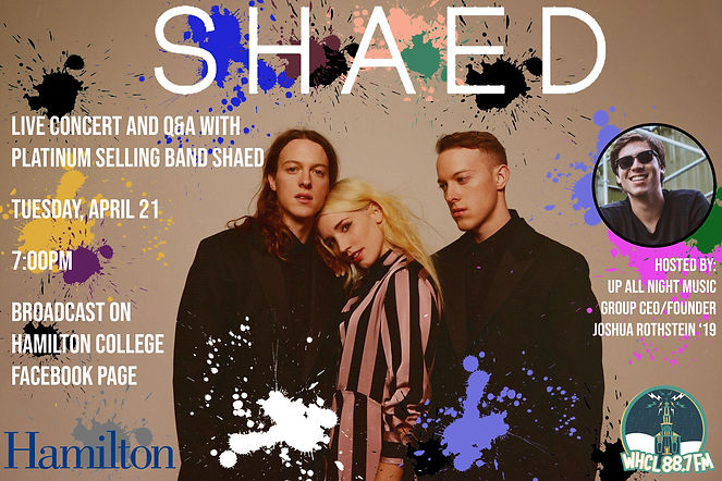 SHAED Poster