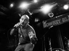Kosha Dillz performing a virtual show live from The Bowery Electric