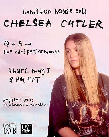 Chelsea Cutler Poster