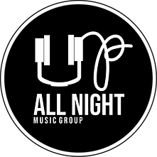 Up All Night Music Group's Logo