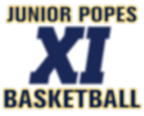 Junior Popes Basketballl Logo 3.png