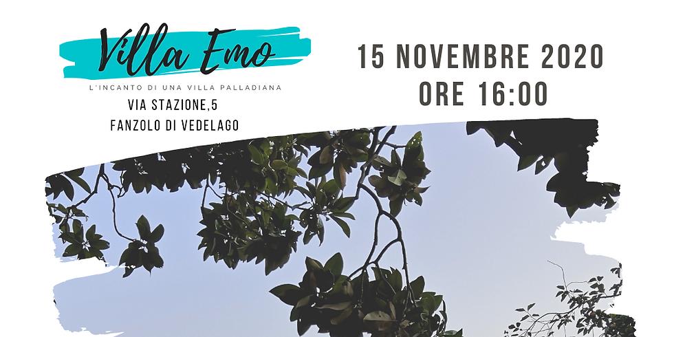 Visita guidata a Villa Emo - 15 novembre ore 16:00