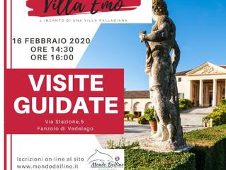 Visite guidate a Villa Emo