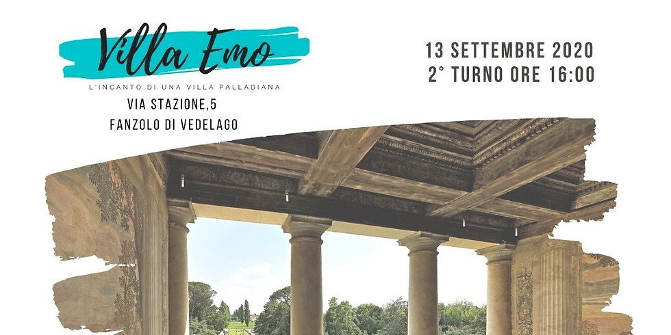 Visite guidate a Villa Emo - 13 settembre ore 16:00