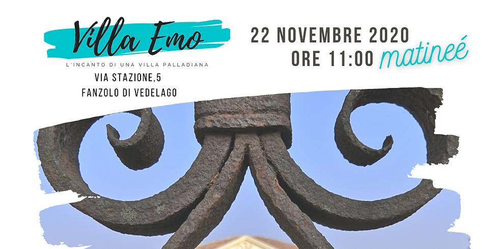 Visita guidata a Villa Emo - 22 novembre ore 11:00