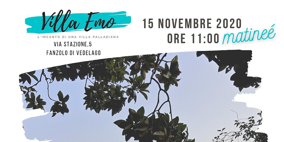 Visita guidata a Villa Emo - 15 novembre ore 11:00