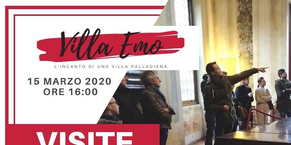 Visite guidate a Villa Emo - Marzo