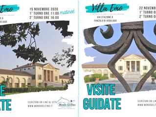 Visite guidate a Villa Emo - novembre