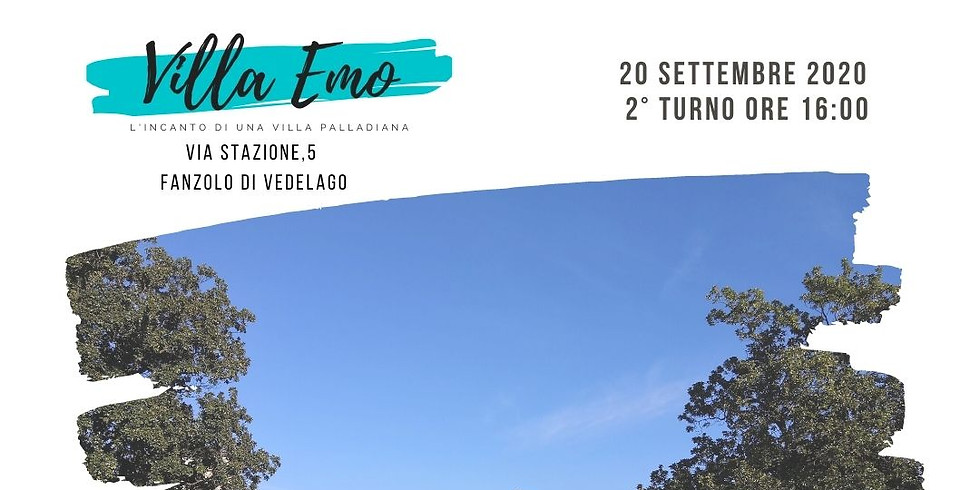 Visite guidate a Villa Emo - 20 settembre ore 16:00