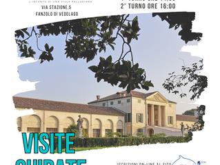Visite guidate a Villa Emo - Ottobre