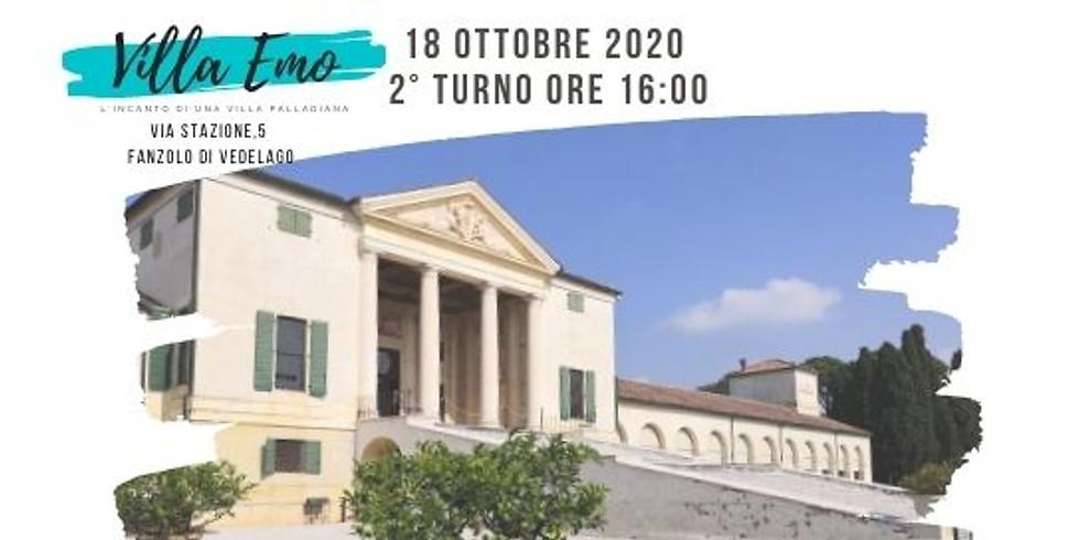 Visite guidate a Villa Emo - 18 ottobre ore 16:00