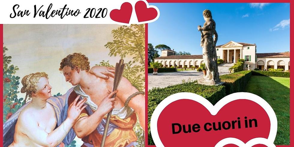 DUE CUORI IN VILLA - San Valentino in Villa Emo