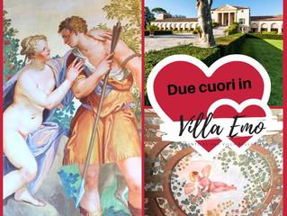 Due cuori in Villa Emo