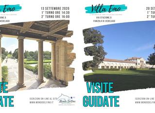 Visite guidate a Villa Emo - settembre