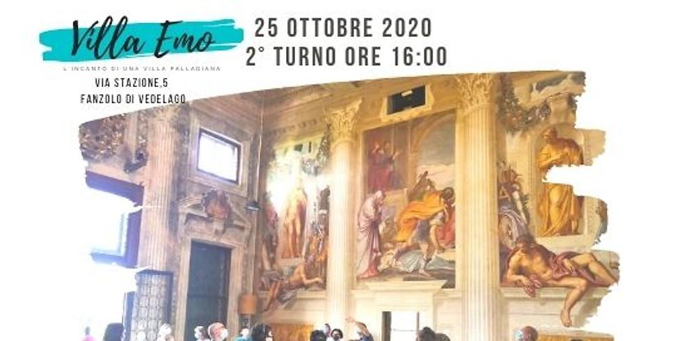 Visite guidate a Villa Emo - 25 ottobre ore 16:00