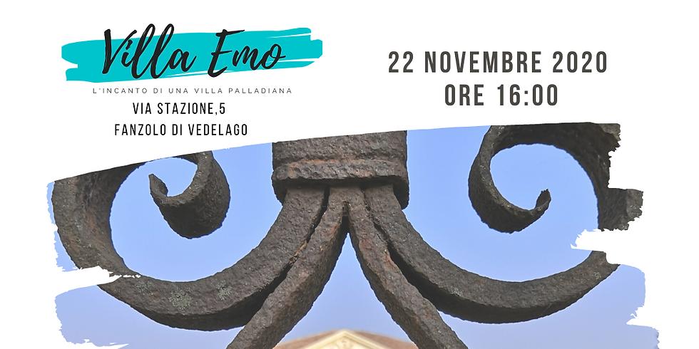 Visita guidata a Villa Emo - 22 novembre ore 16:00