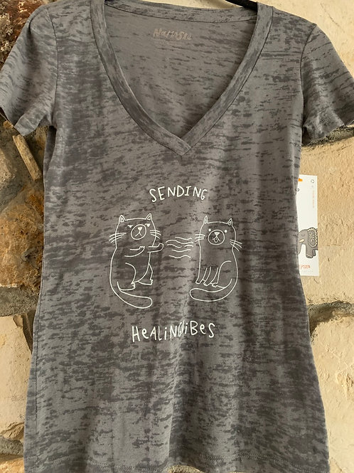 Sending Healing Vibes  T-Shirt
