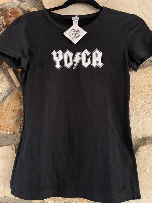 Rock'n Roll Yoga T-Shirt
