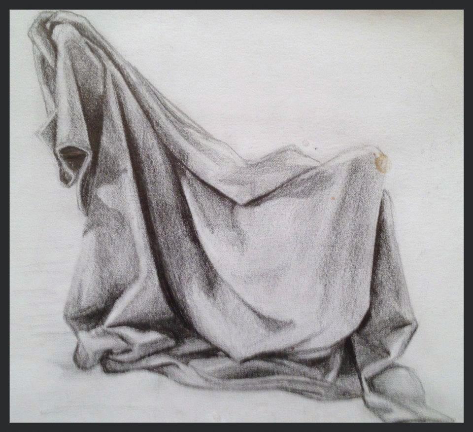 'Fabric Study II'