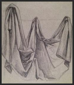 'Fabric Study I'