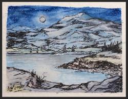 'Glacier Night'