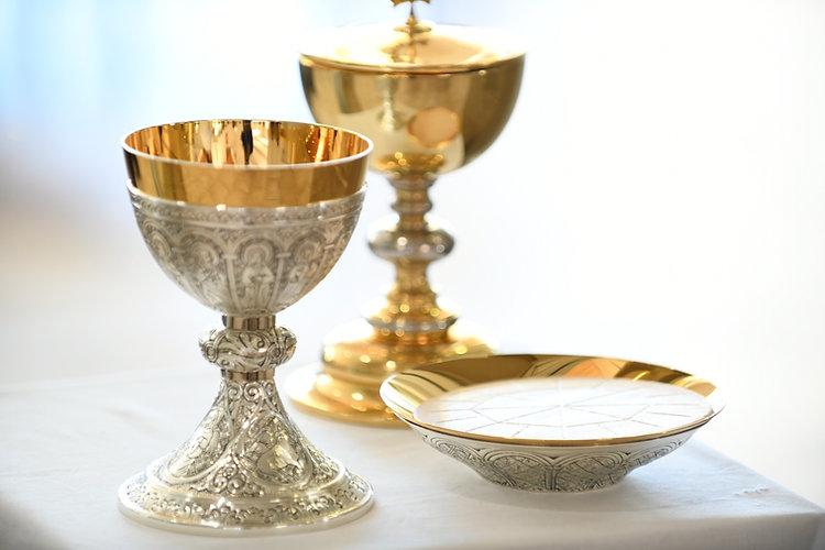 033 The Priestly Ordination of Paul Matt