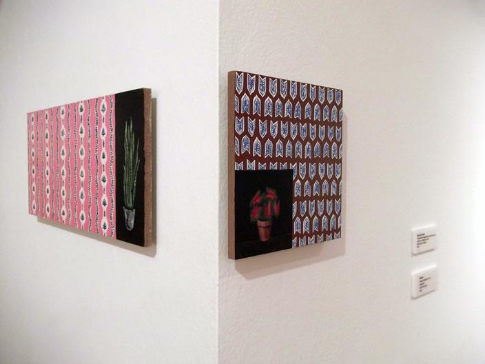 Ricardo Alves - Novíssimos - Galeria Ibeu