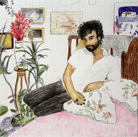 Artista Ricardo Alves